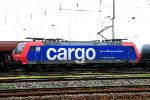 482 023 - SBB Cargo International, Germany