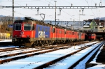 620 058-8 - SBB Cargo / Swiss Federal Railways