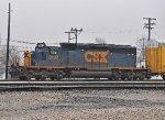 CSXT 8107