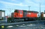 CP SD40 5504