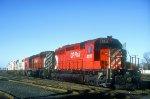 CP SD40 5515