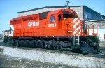 CP SD40 5550