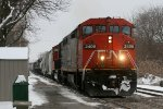 CN 2400 East