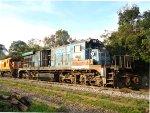 Ex-Conrail Leads FCA U58 to Santos