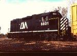 Central Michigan 8801