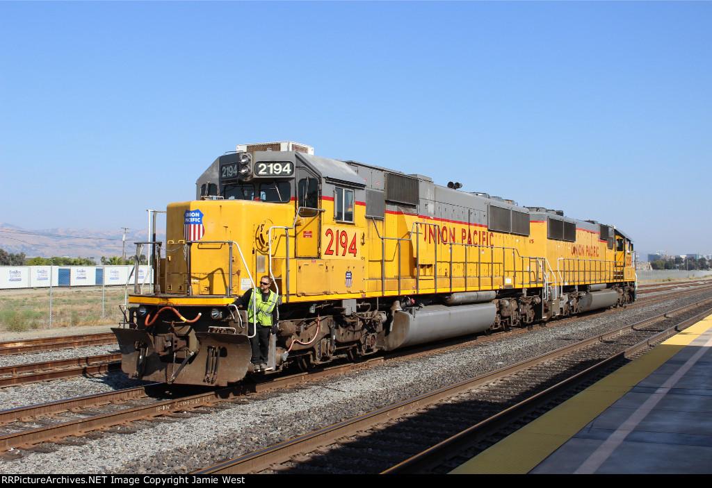 SD60s in Santa Clara