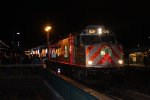 2014 CalTrain Christmas Train