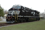 New NS 7643, GE ES40DC, is ready to be delivered at the GE Plant