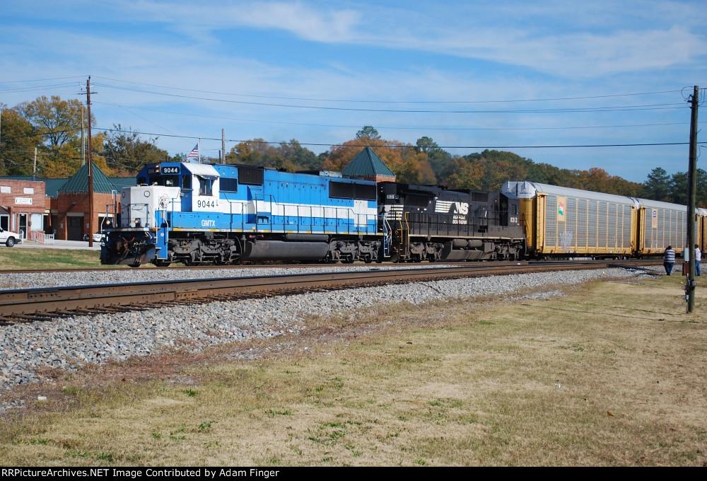GMTX 9044 on NS 28Q