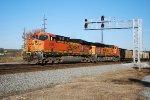 BNSF 6109 on NS 732