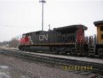 CN C44-9W 2537