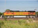 BNSF C44-9W 4871
