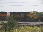 BNSF GP35u 2620