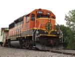 BNSF 3160