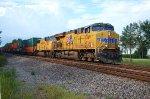 UP 7349 on CSX Q155