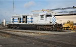 CITX 3084 and a Trackmobile