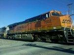 BNSF ES44DC 7502