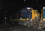 CSX GP40-2 6341 4th on C964-18