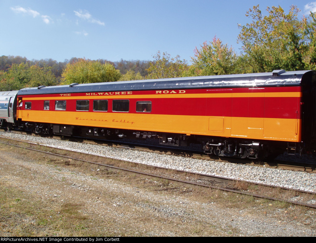 "Private Car ""Wisconson Valley"" Lounge Car on 2011 ""New River Train"""