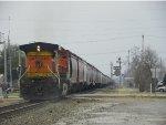 BNSF C44-9W 5417