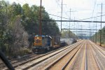 CSX 2814 east of