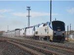 Amtrak 6 in Roseville