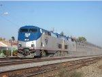 Amtrak 5 in Roseville