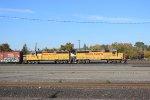 GP40-2s in Roseville