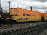 Double-Stack Container Car in Roseville
