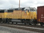 UP 2018 switches at Roseville