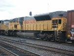 UP SD9043MAC #8284 in Roseville