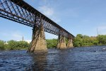 Northwestern Railroad Bridge