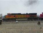 BNSF C44-9W 4696
