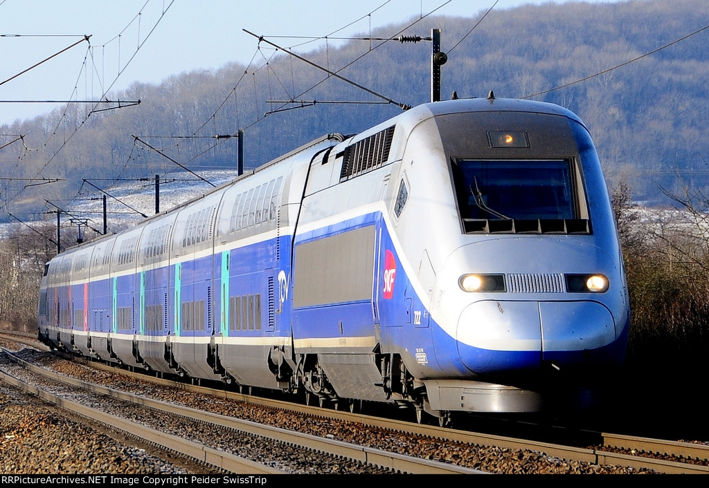 722 - SNCF / French National Railway