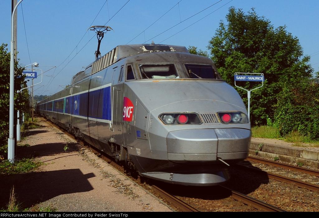 TGV 102 - SNCF French National Railways