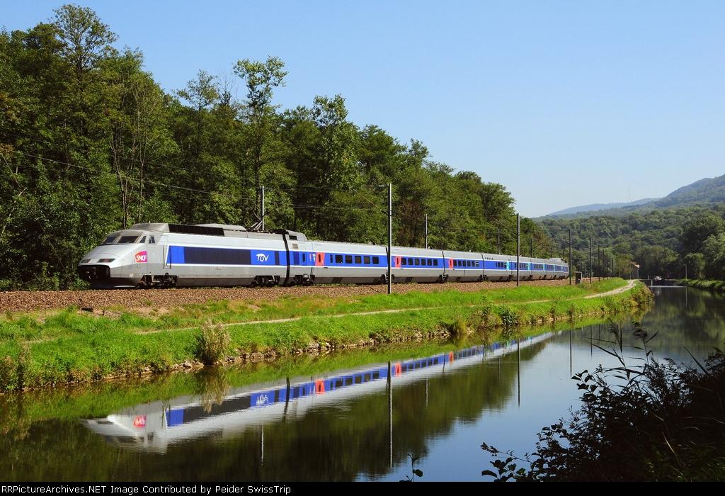 TGV 37 - SNCF French National Railways