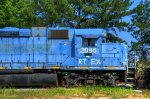 Tired looking GP38
