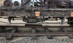 LARY Flat Cars -- Truss Bars and Simple Brake Rigging