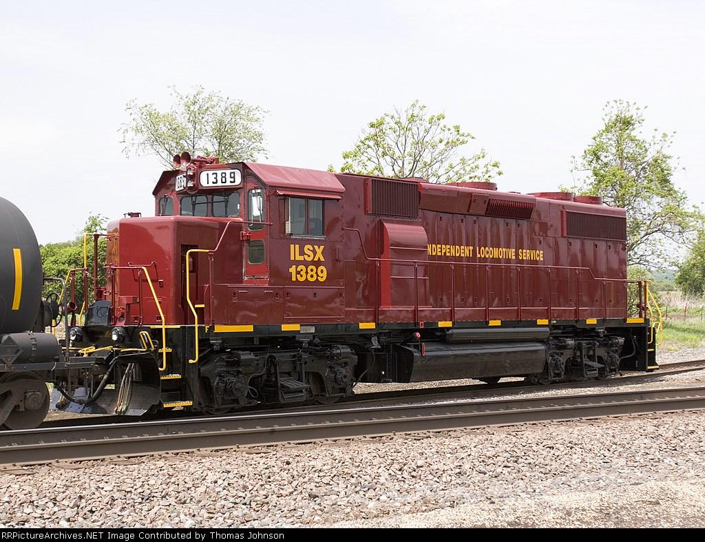ILSX 1389 at Crawford, WI