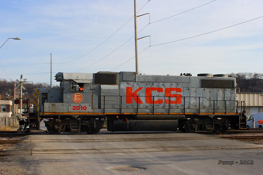 KCS Yard Job Train
