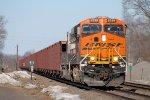 Eastbound BNSF Ore Train