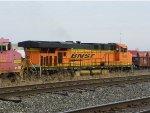 BNSF ES44DC 7625