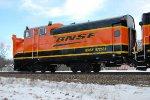BNSF 972551 Rotary snow blower