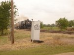 UP 844 near Salina, Kansas with the South Central States Heritage Express