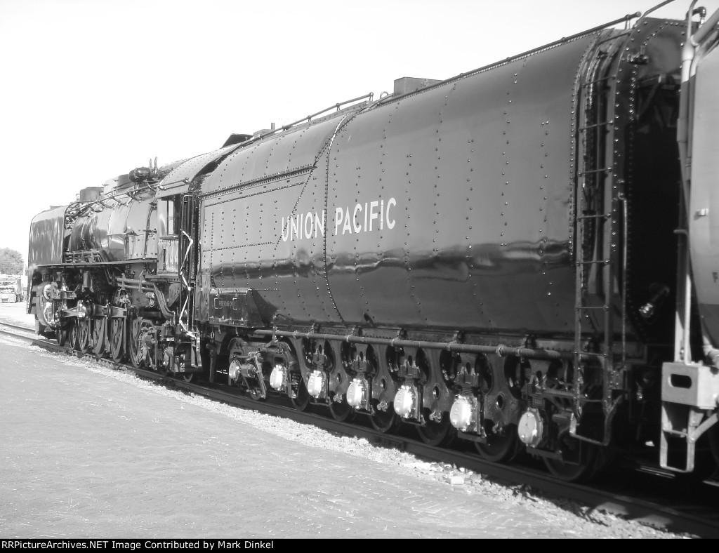 Union Pacific FEF-3 locomotive no. 844