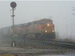BNSF ES44DC 7287
