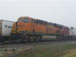 BNSF ES44DC 7888