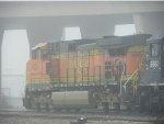 BNSF C44-9W 4026