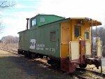 Osceola Soo Line Depot 12