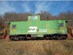 Osceola Soo Line Depot 16